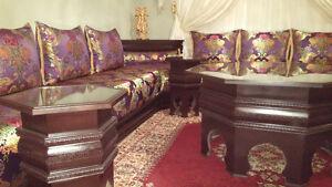 Salon marocain Bab Mansour