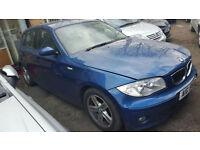 BMW 116 1.6 i Sport 5 DOOR - 2005 05-REG - 7 MONTHS MOT