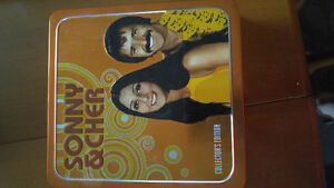 SONNY AND CHER COLLECTORS EDITION