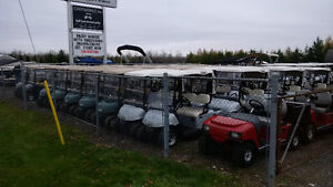 2012 EZ-GO RXV ELECTRIC GOLF CARTS * FINANCING AVAIL. O.A.C. Kitchener / Waterloo Kitchener Area image 2
