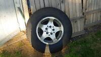 Brand New Tire c/w Rim for 1995-1997 Jeep Grande Cherokee