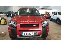 Land Rover Freelander TD4 Hse DIESEL MANUAL 2006/56