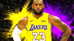 Lebron James LA Lakers Jerseys