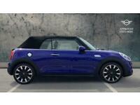 2019 MINI Convertible 2.0 Cooper S Exclusive II 2dr Petrol Convertible Convertib