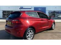 2018 Ford Fiesta 1.0 EcoBoost Zetec 3dr Petrol Hatchback Hatchback Petrol Manual