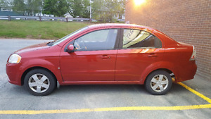 2009 Chevorlet Aveo Low KM