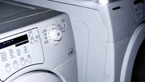 Samsung front load washer and dryer - Laveuse-Secheuse frontal