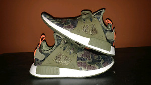NMD XR1 'Olive Cargo' Size 10 (Ds)