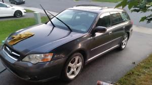 2007 Subaru legacy wagon AWD