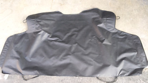 2014 ford edge lincoln mkz black great shape oem cargo cover