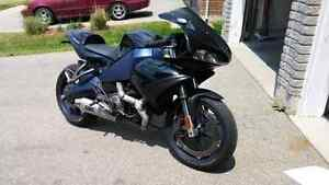 2008 Buell 1125r signature edition