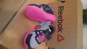 Reebok Toddler Girl Shoes - NEW w/tags