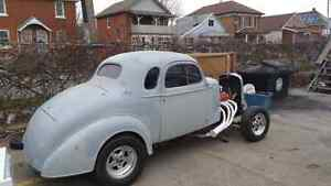 1936 Chevrolet Coupe. Hot rod. Street rod