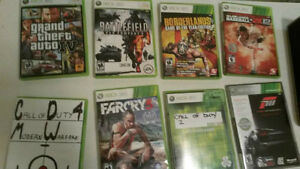 Xbox 360 Games. Make offer or trade...