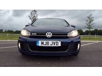 Volkswagen Golf TDi 2.0 TDI GTD 170PS Good / Bad Credit Car Finance (blue) 2011
