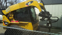 Skid Steer Excavating / Post Hole Drilling