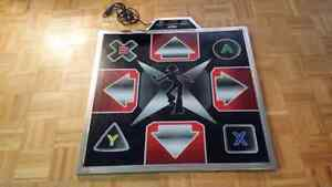 DDR Metal Dance Pad for Playstation 2 (PS2) and Xbox