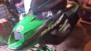 2009 Arctic Cat Z1 Turbo SnoPro sell or trade