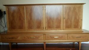 Beautiful Sideboard with light Maple finish