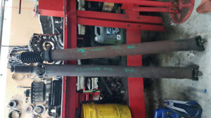 2005 Chevrolet Silverado Drive Shaft