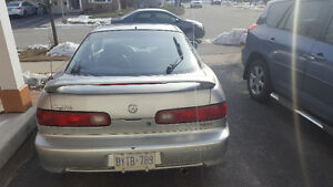 01 Acura Integra SE Coupe (2 door)