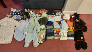 Baby boy 0-3 month clothing