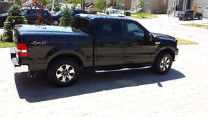 2007 Ford F-150 SuperCrew 4x4 Sport LXT Pickup Truck Tow Package