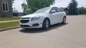 2015 Chevy Cruise turbo diesel Low KM