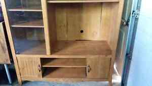 TV Stand and two night tables