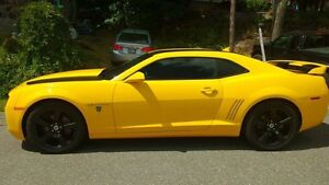 2012 Chevrolet Camaro 2lt  rs Coupe (2 door)
