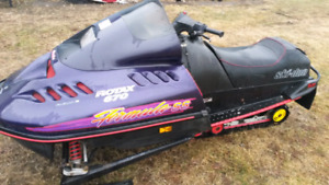 USED 1996 FORM 670 $1100