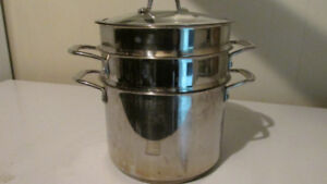 Steaming & Canning Pot