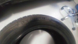 Michelin X Ice Lattitude 235/55R18 used for 2 months only.
