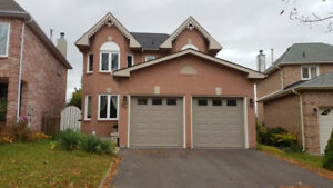 Aurora Detached 4 Bdrm, 3 Bath Lease - Available Immediately!!