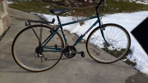 Yokuta Toulomme Cross country . No issues.