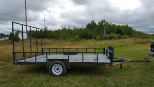 Utility Trailer   is SOLD!!!
