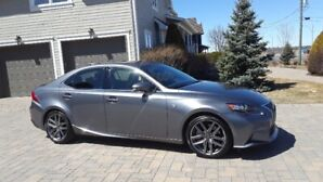 2016 Lexus IS 350C Berline