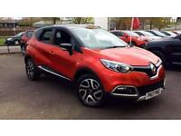 2017 Renault Captur Crossover 1.5 dCi 90 Signature Nav 5dr 1 Manual Diesel Hatch