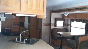 Family trailer **REDUCED for winter!