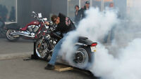 Do a burnout anywhere