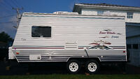 19 ft Four Wind Express trailer for sale by owner  Price Neg.