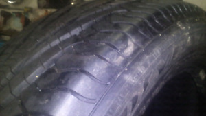 Wont last..pair of Goodyear Assurance 22555R17 60$