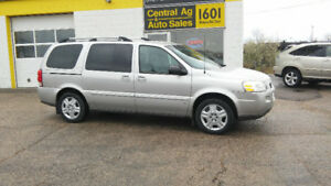 2007 Chevrolet Uplander LT1 Extended   Low Kms    $5900 + Taxes