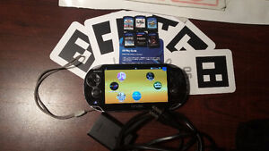 Playstation Vita - Console and games - $150