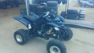 2002 Yamaha 660cc Raptor Racing Atv **In Medicine Hat**