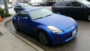 2003 Nissan 350Z Grand Touring Coupe