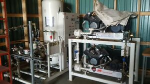 Medical Breathing Air Compressor System