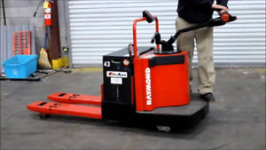 Great Deal on Used Reach Trucks | Ride On Pallet Jacks | Racking