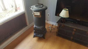 Mcclary potbelly stove