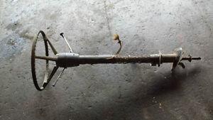 67 dart steering column
